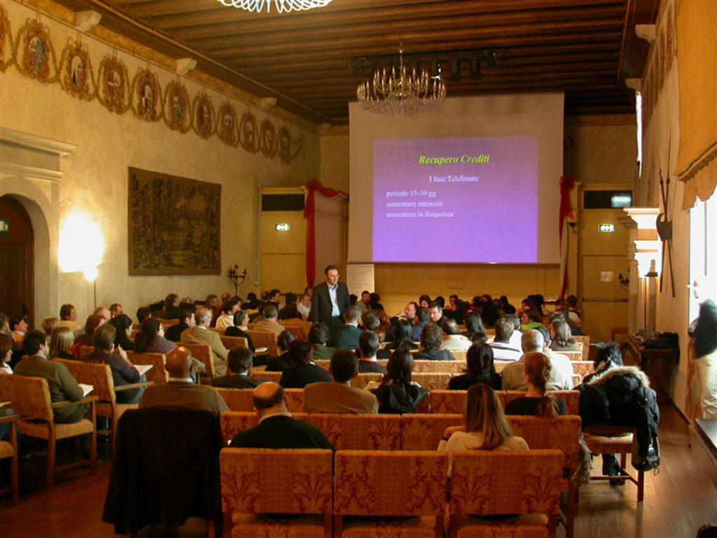 Comunicazione Gestione e Motivazione nello studio dentistico Castelbrando 2006