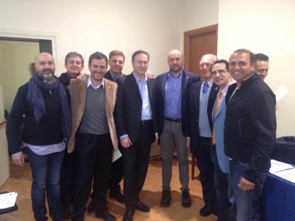 Corso AIO con Carlo Guastamacchia