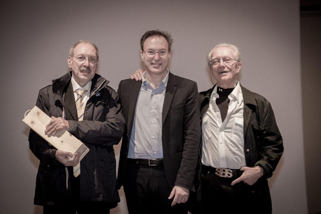 2014 Bardolino con Carlo Guastamacchia e Fabio Tosolin