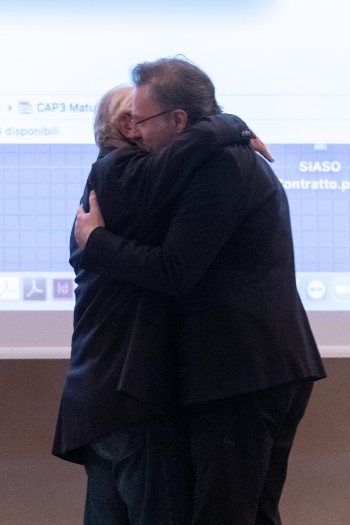 2018 con Carlo Guastamacchia